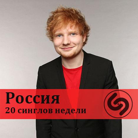 Shazam Top 20: Россия
