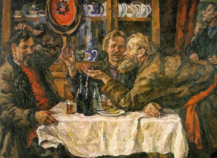 История пьянства на Руси: от «Царёва кабака» Ивана Грозного до «сухого» закона Николая II .